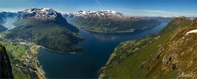 Loen Panorama, Norway