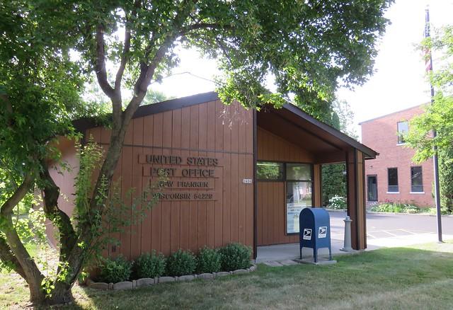 Post Office 54229 (New Franken, Wisconsin)