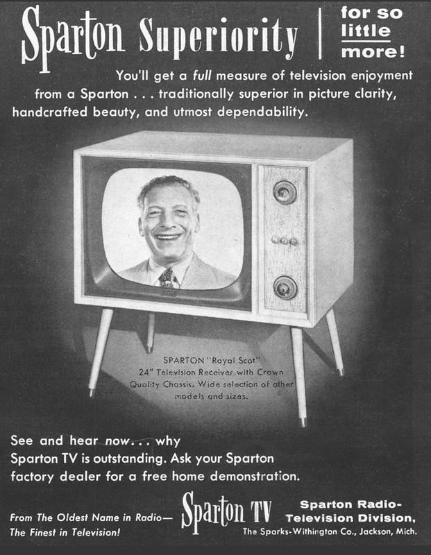 Sparton 1955