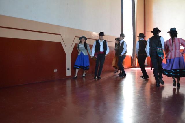 Presentación ACLE Danza Latinoamericana
