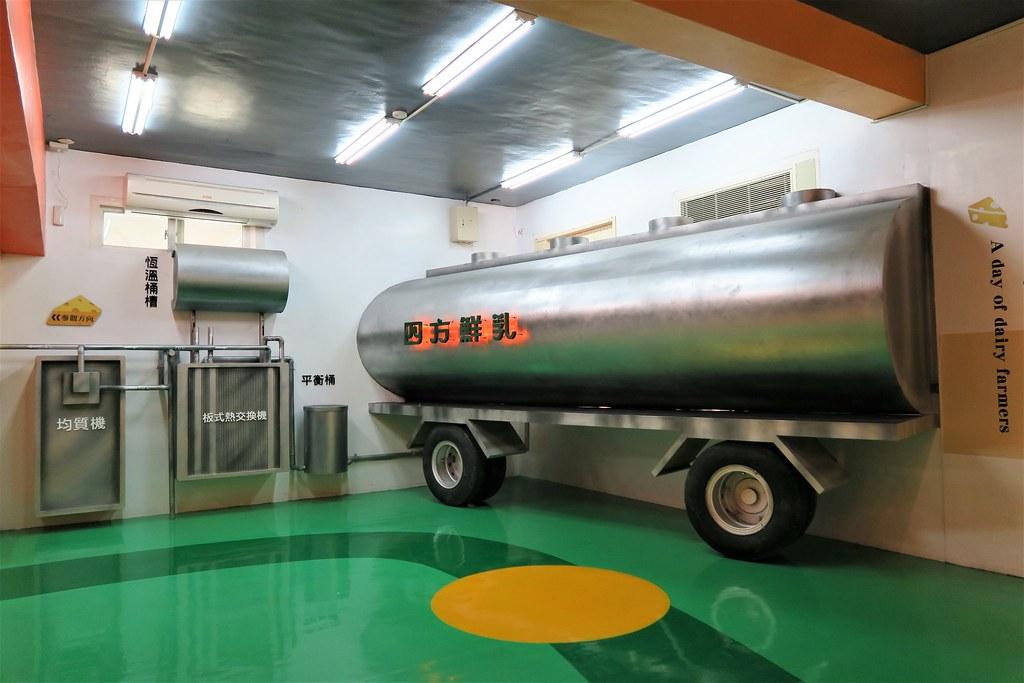 竹南奶酪觀光工廠 (10)