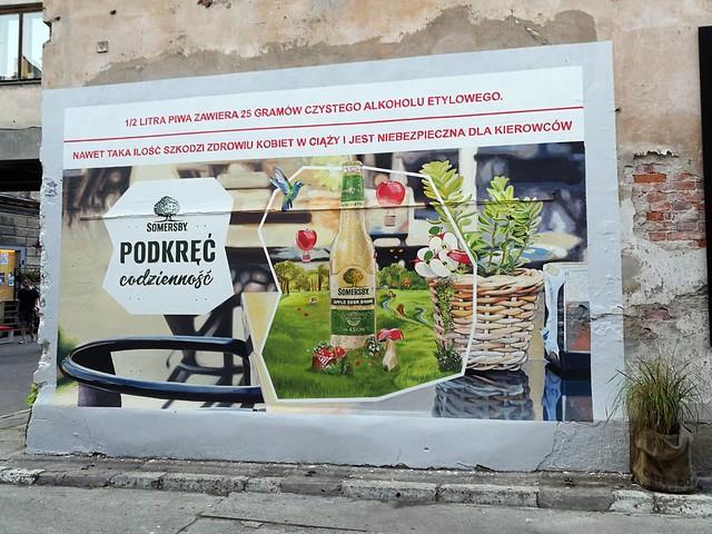 Pilsner, reklama