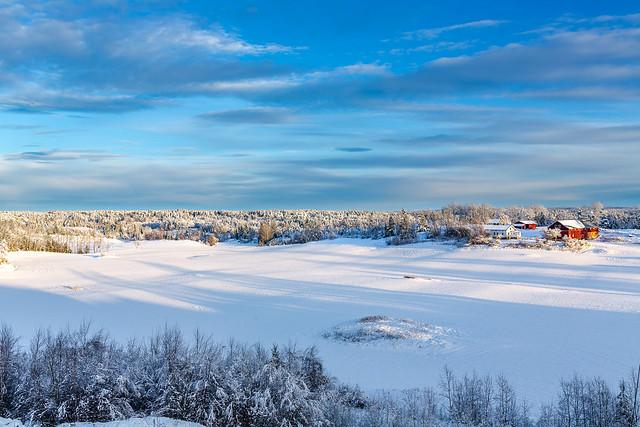 Winter in Vestby
