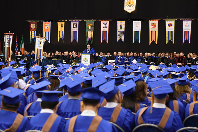 Title State of the University | Hofstra | New York