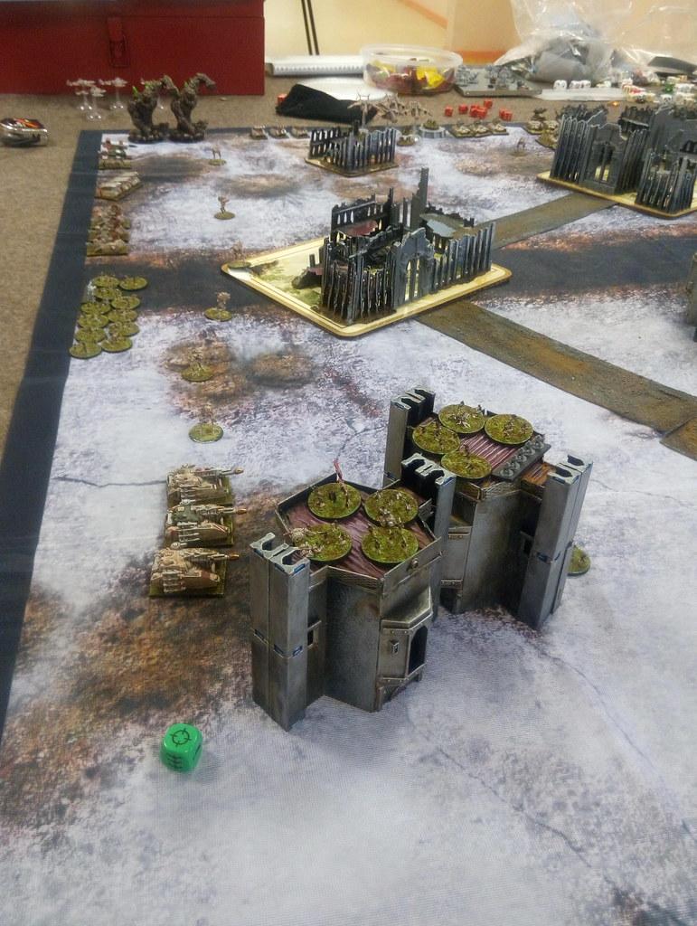 [Crazy Orc, 22.12.18] Astra Militarum vs Squats (4000pts)  46373940282_8ac735a61f_b