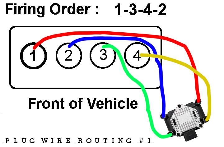 2000 aeg coilpack firing order? | vw vortex - volkswagen forum  vw vortex