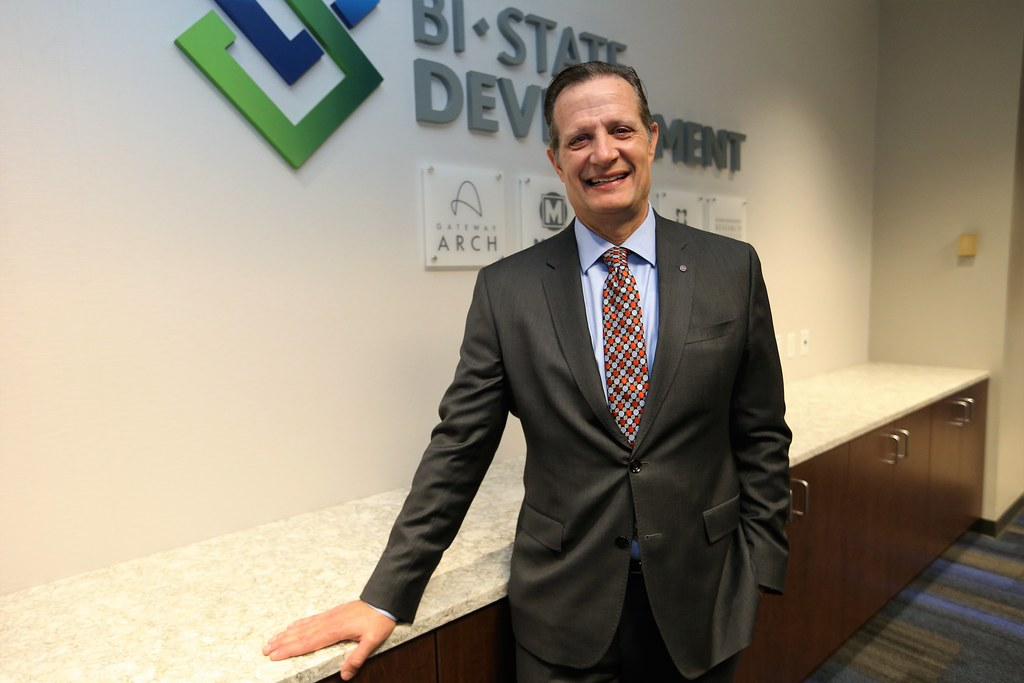 Bi-State Development Names New President and CEO
