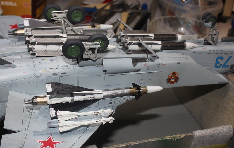 MiG-31B Foxhound, AMK 1/48 - Sida 10 46464307141_34c8c9d2c4_c