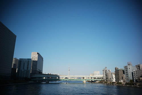 From Katsuobashi Bridge