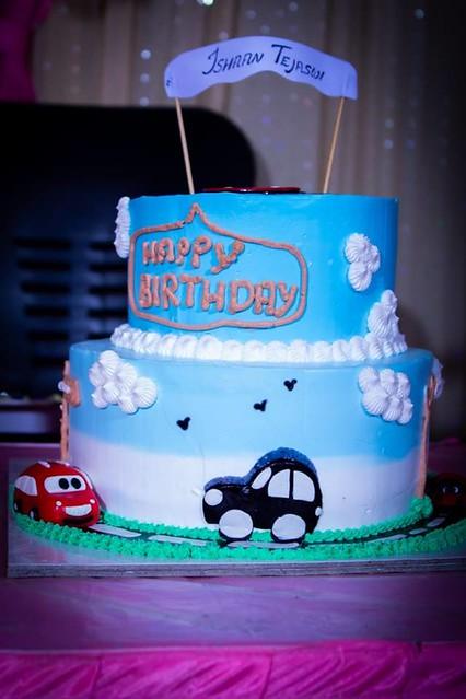 Cake by Lincy Krishna