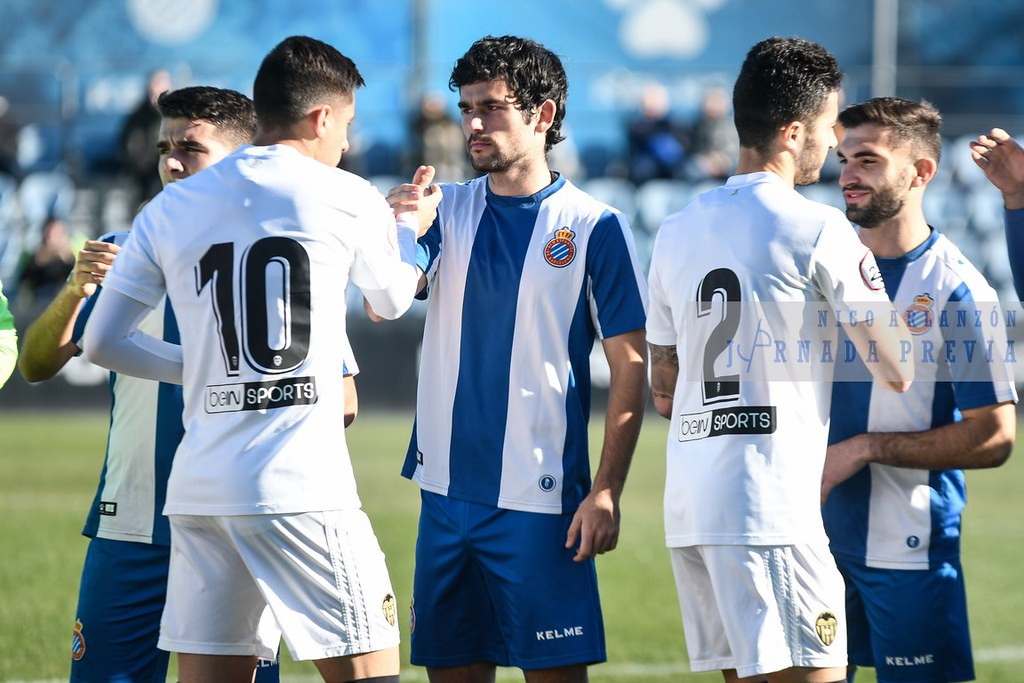 RCD Espanyol B - Valencia Mestalla