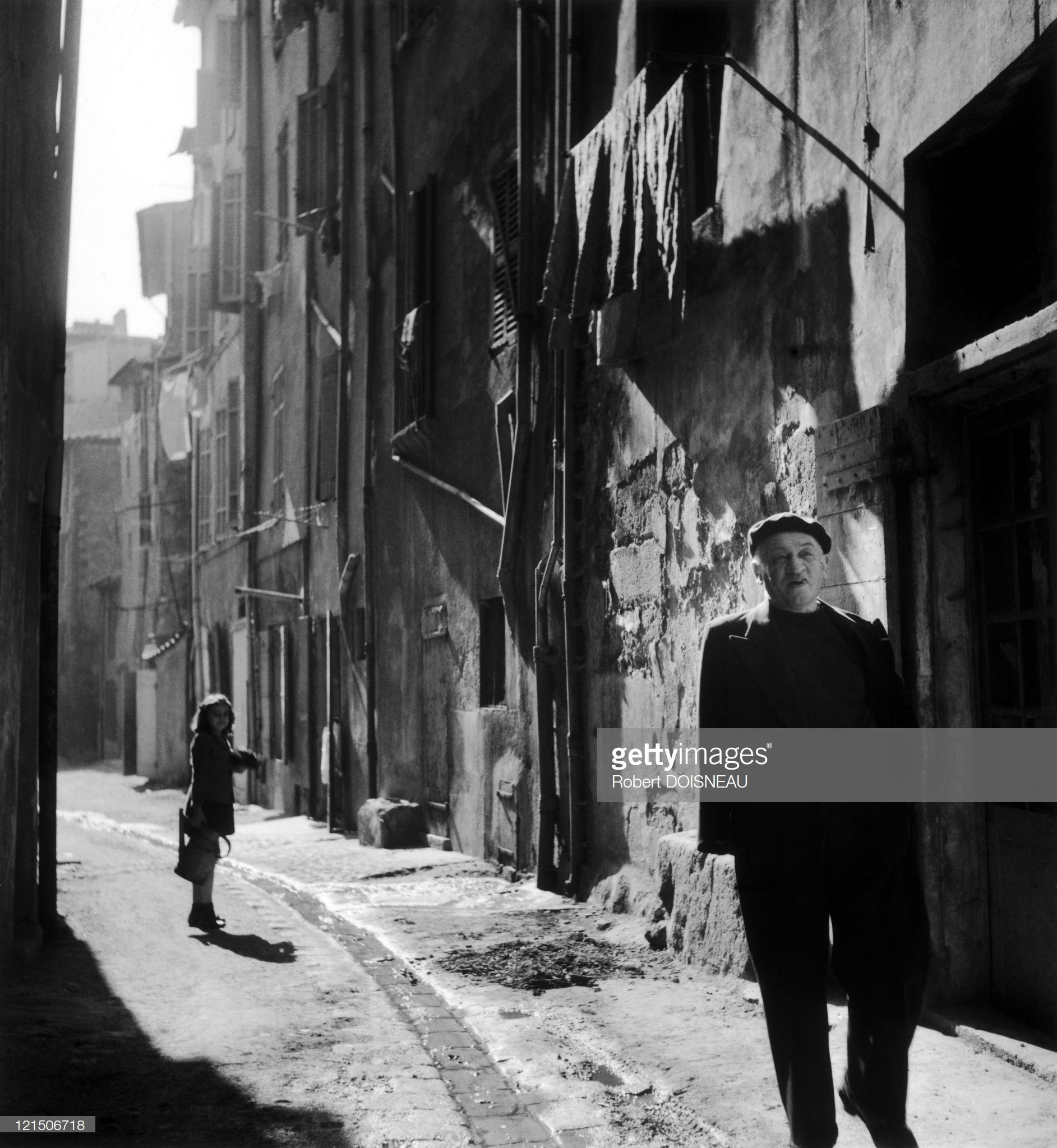 1945. В Экс-ан-Провансе