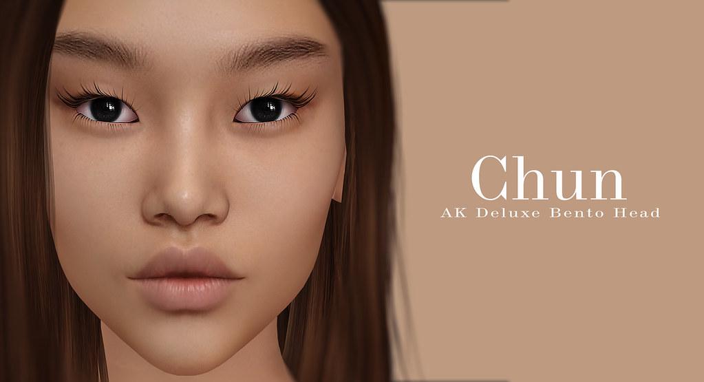 [AK] Chun Deluxe Head
