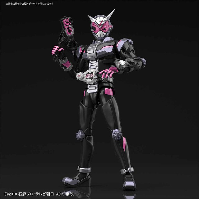 Figure-rise Standard 《假面騎士ZI-O》假面騎士ZI-O 組裝模型作品!仮面ライダージオウ プラモデル