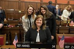 The 2019 legislative session began on 1.9.19