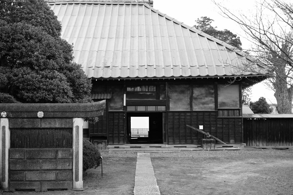 Yuki memorial house