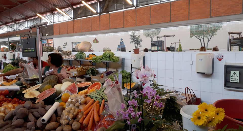Bezienswaardigheden Olhão, Portugal: Markthal | Mooistestedentrips.nl