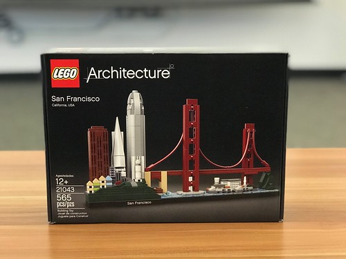 LEGO Architect San Francisco