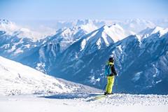 Lyžařské putování Gasteinem