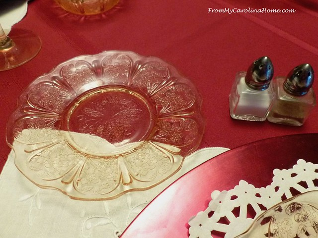 Valentine Table for Two at FromMyCarolinaHome.com