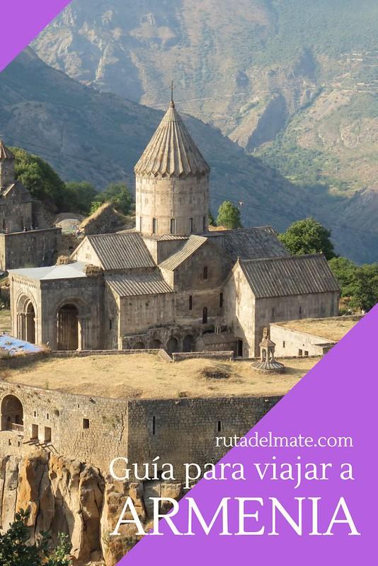 Guía para viajar a Armenia