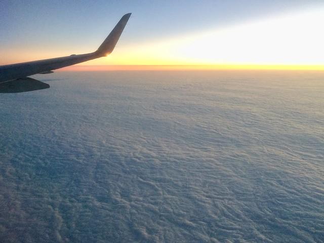 Window seat IAD-YYZ, Air Canada Embraer 175