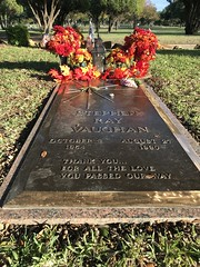 Stevie Ray Vaughan Burial Site