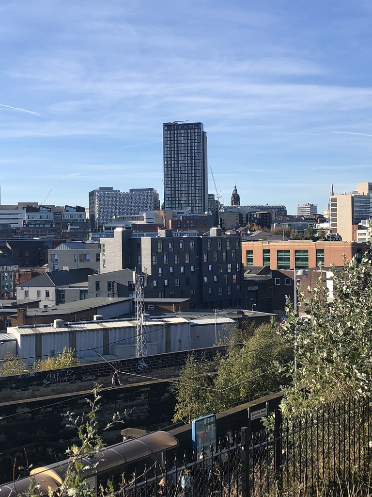 Sheffield October 2018