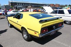 1971 Ford Mustang Boss 351 Sportsroof