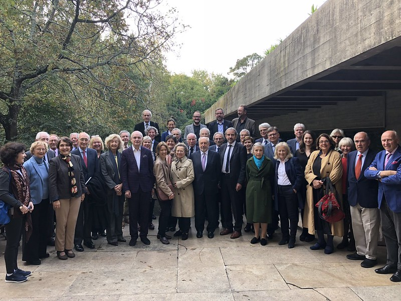 Council & Board meetings of Europa Nostra, Autumn 2018