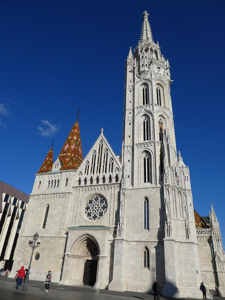 Matthias Church, Buda