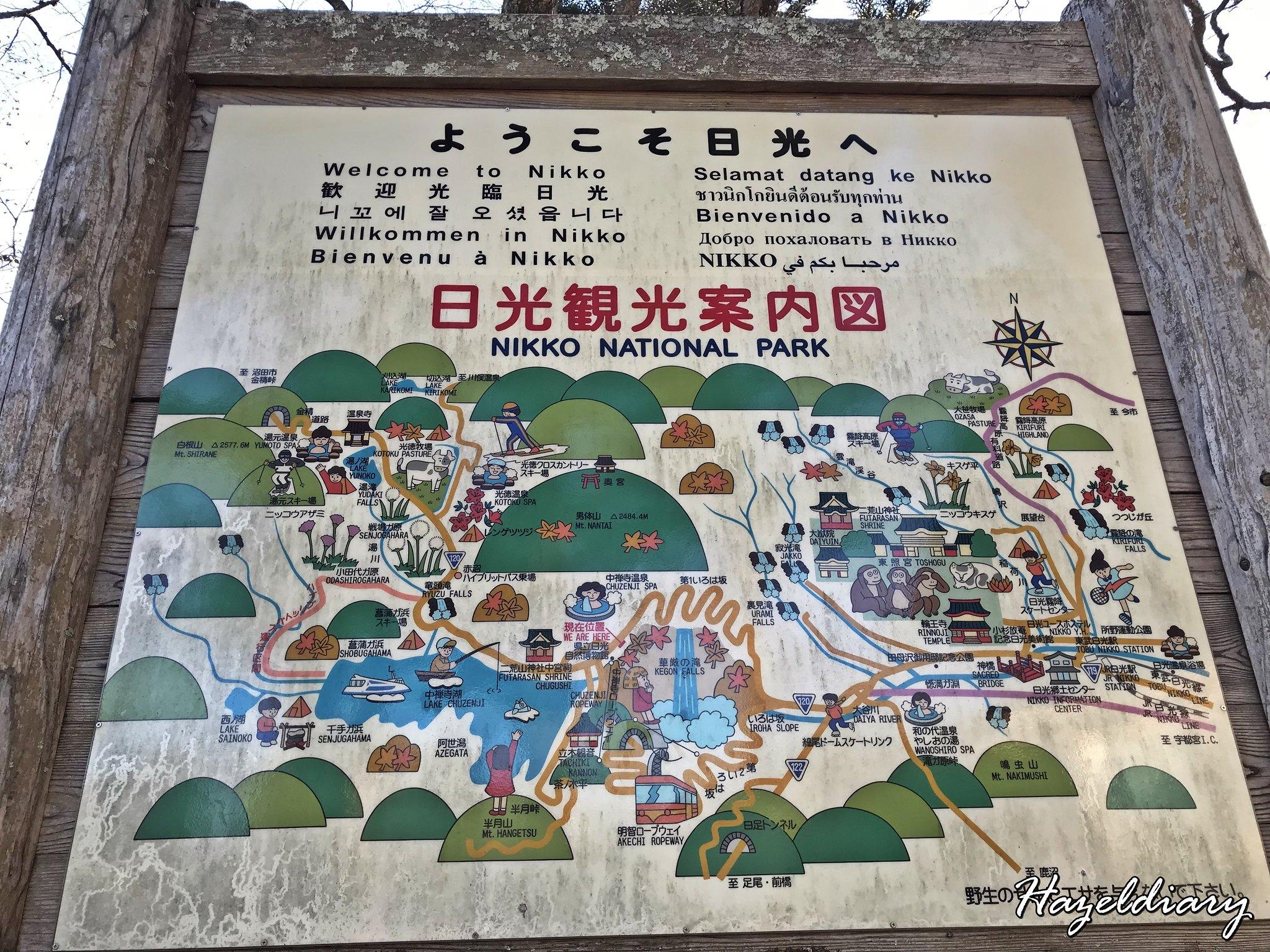 Nikko Tokyo-National Park