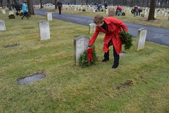 Rep. Zawistowski participates in the Windsor Wreaths Across America Remembrance