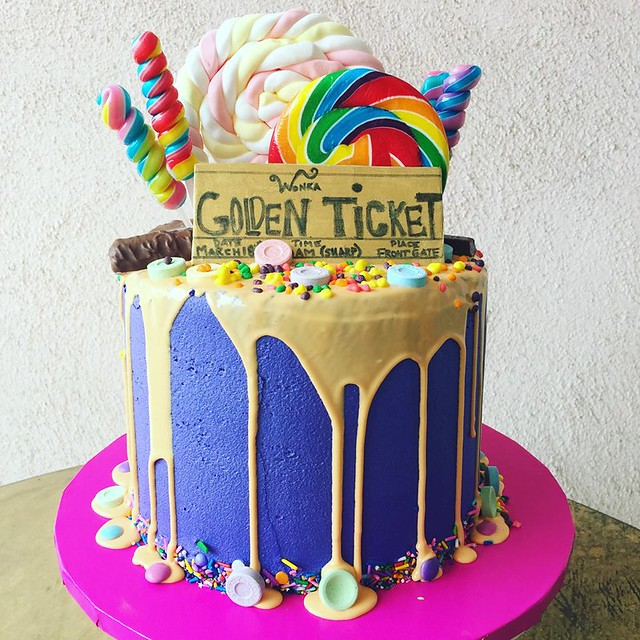 Cake by Cassie's Cakes Los Angeles