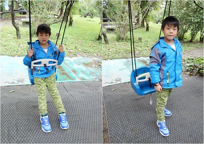 FILA 兒童氣墊慢跑鞋 足弓支撐鞋墊 (6)