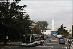Man Lion's City - RATP (Régie Autonome des Transports Parisiens) / STIF (Syndicat des Transports d'Île-de-France) n°9681