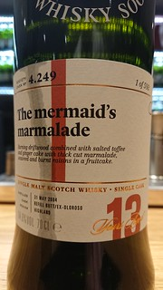 SMWS 4.249 - The mermaid's marmalade