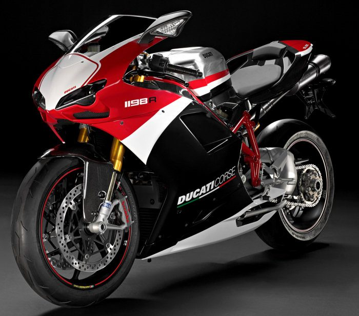 Ducati 1198 R Special Edition CORSE 2010 - 8