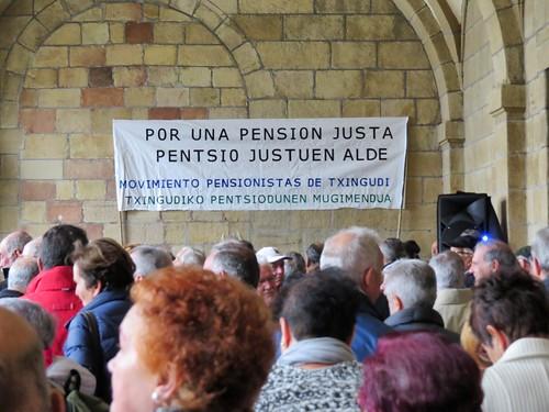 Movimiento Pensionistas de Txingudi