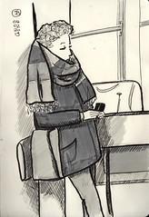 RER B-Paris -COLD!!