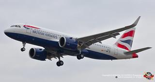 AIRBUS A320-251Neo(WL) (MSN 8431)