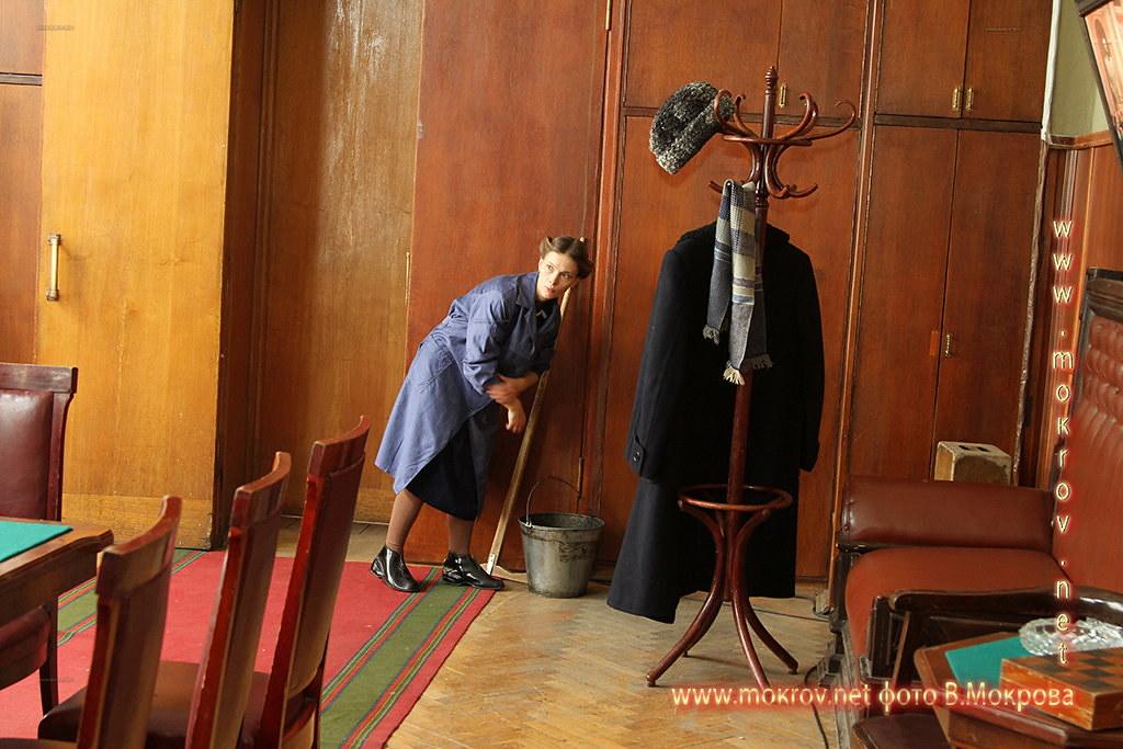 Актриса - Светлана Ивановароль Зины в сериале «Декабристка»
