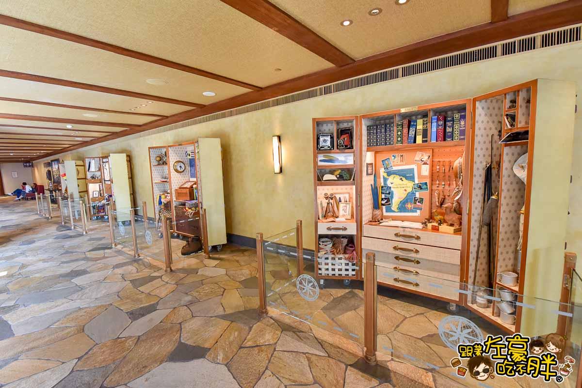 香港迪士尼探索家度假酒店-65
