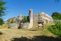 00134 Ancien château fort d'Ivry-la-Bataille - Photo of Berchères-sur-Vesgre