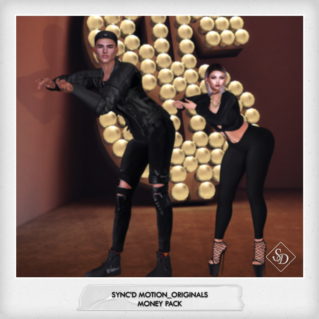 Sync'D Motion__Originals - Money Pack
