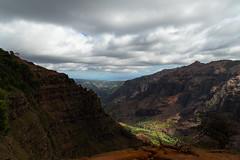 Waimea Canyon State Parc, Hawaii