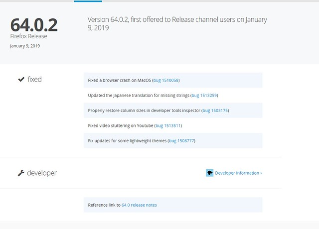 Mozilla Firefox, new releases, Add-Ons, tips for