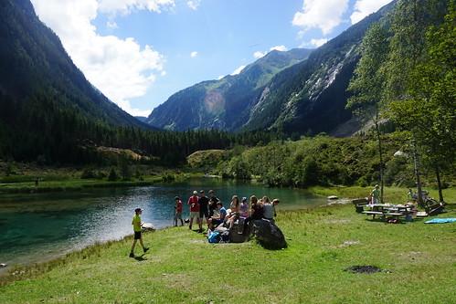 Oberpinzgau, Basiskamp