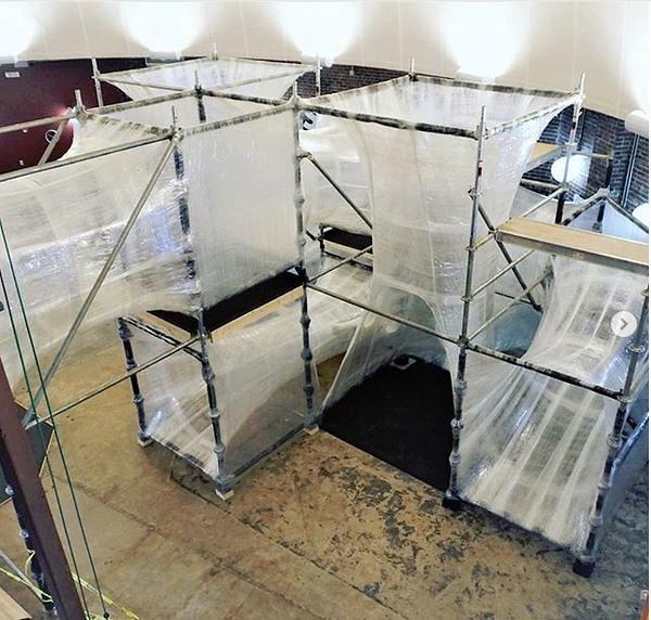 tapescape overhead