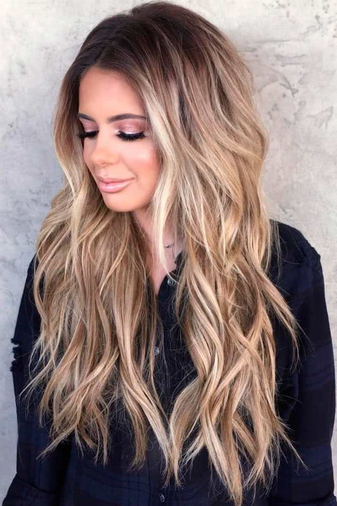LONG LAYERED HAIRSTYLES 2019 THAT WILL BE THE MOST TO WEAR ...